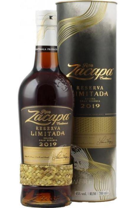Zacapa Reserva Limitada 2019