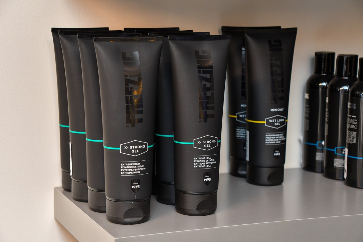 Haargels voor Heren