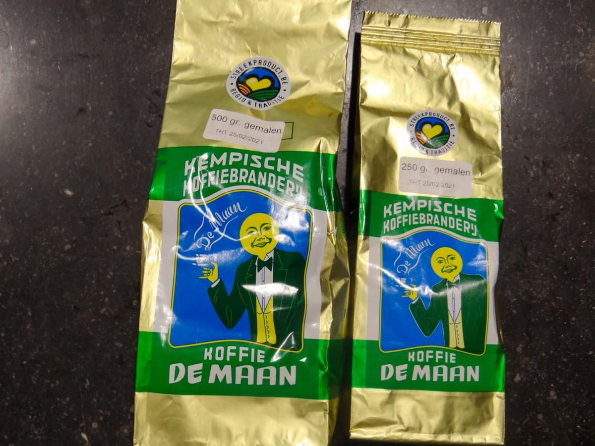 Streekproduct: Koffie De Maan