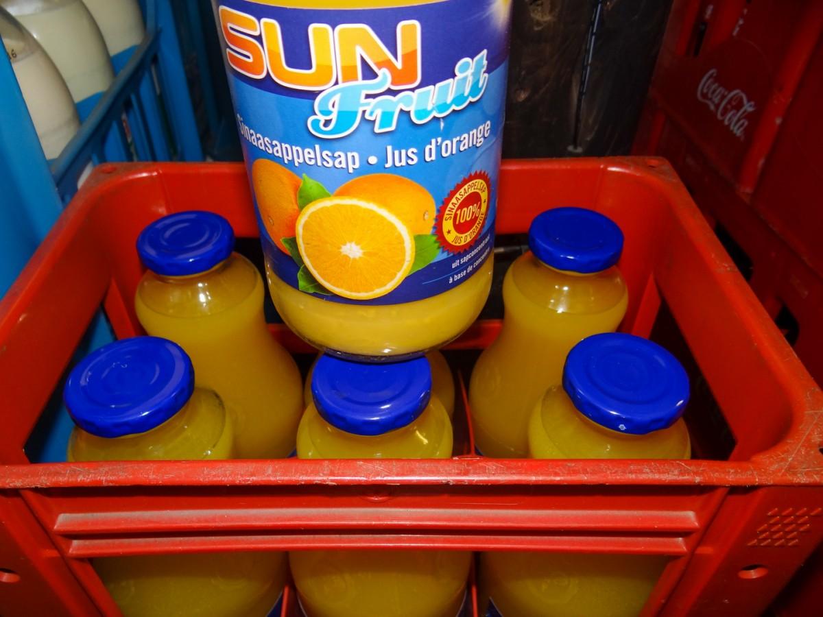Sun Fruit Sinaasappelsap