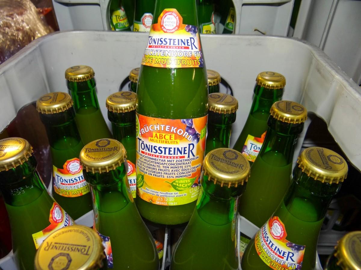 Tonissteiner fruitdrank