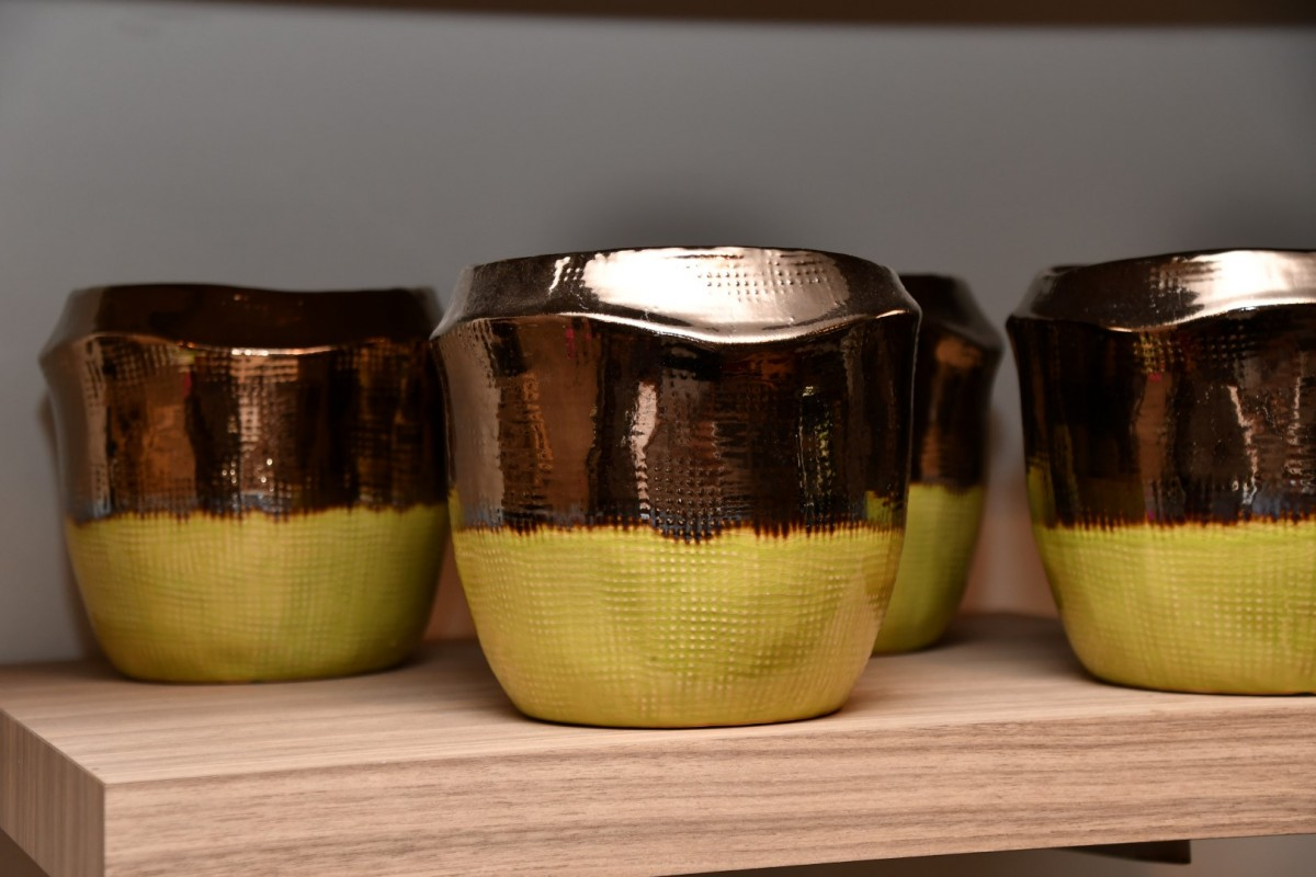 Decoratieve potjes