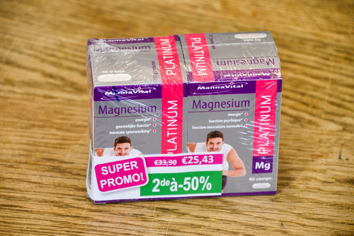 Mannavital Magnesium