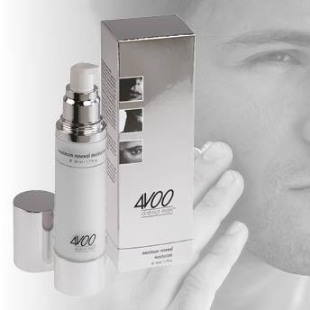 4V00 huidverzorging voor mannen