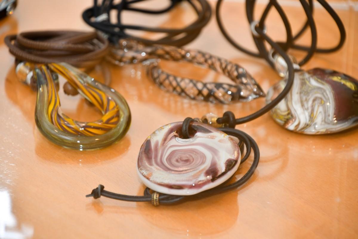 Juwelen Muranoglas