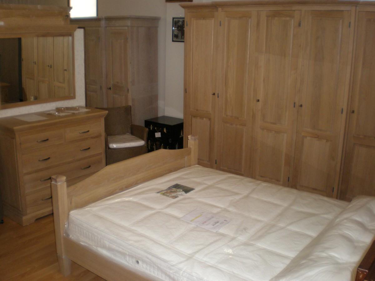Slaapkamer Chambord