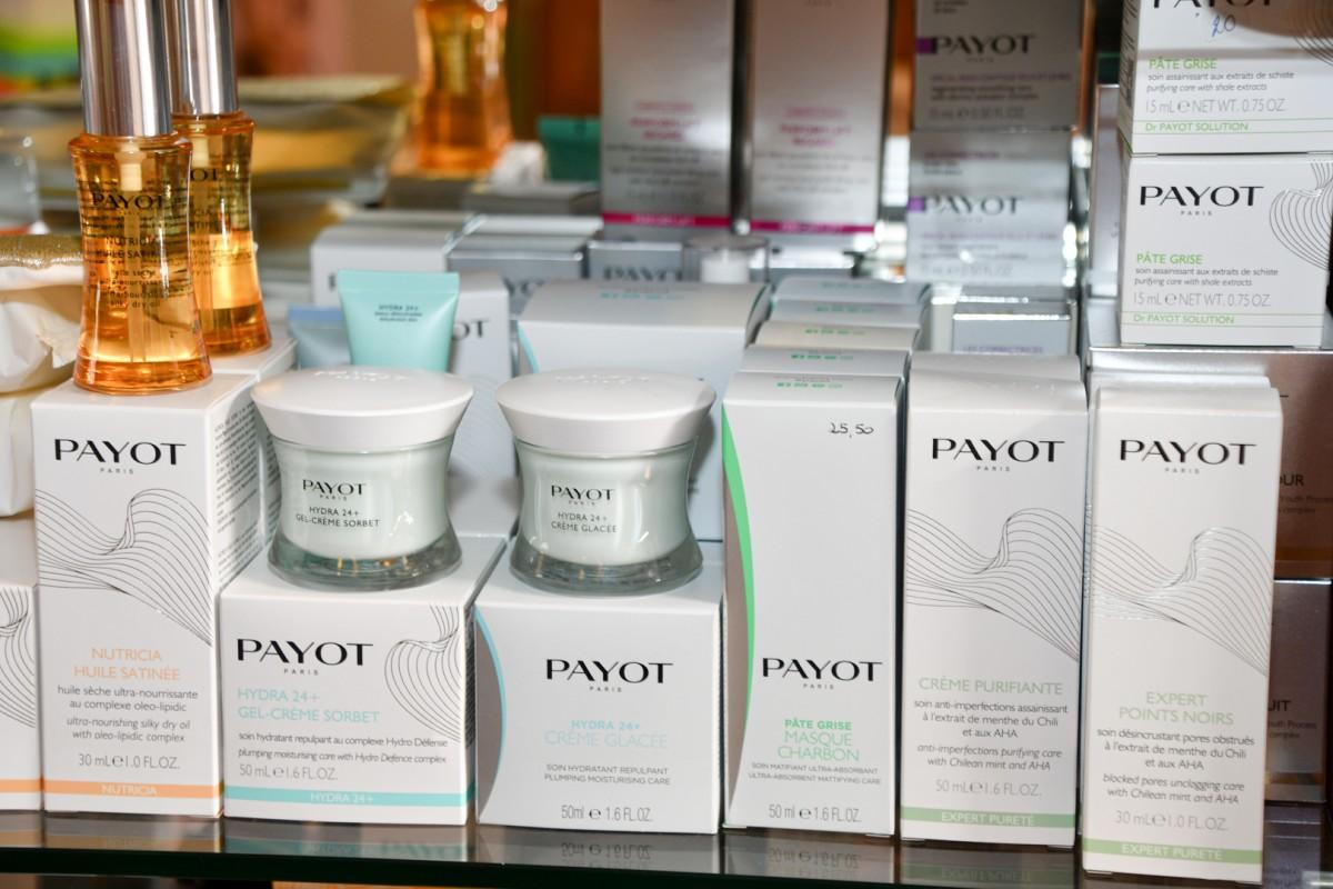 Payot gelaatsverzorgingsproducten