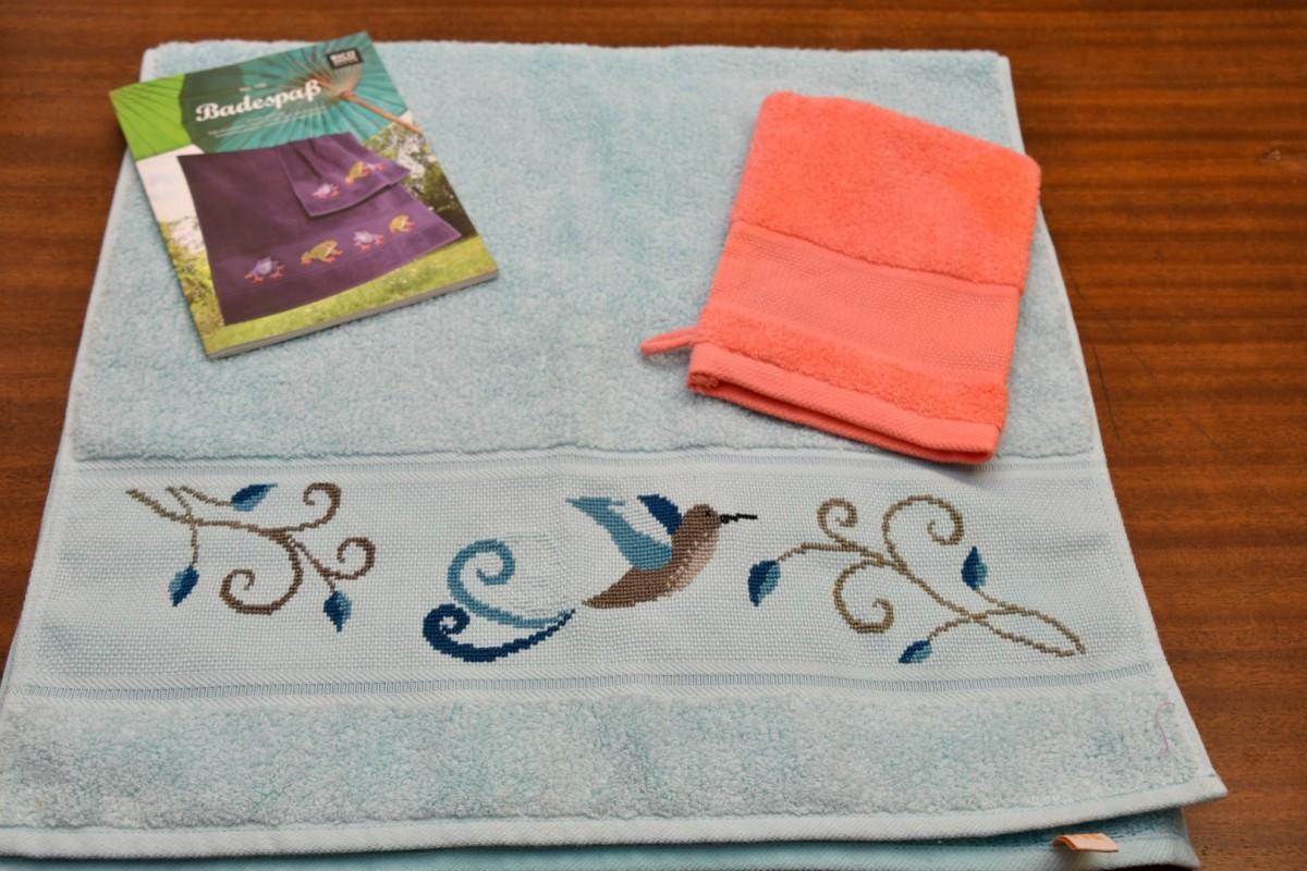 Borduur Handdoek