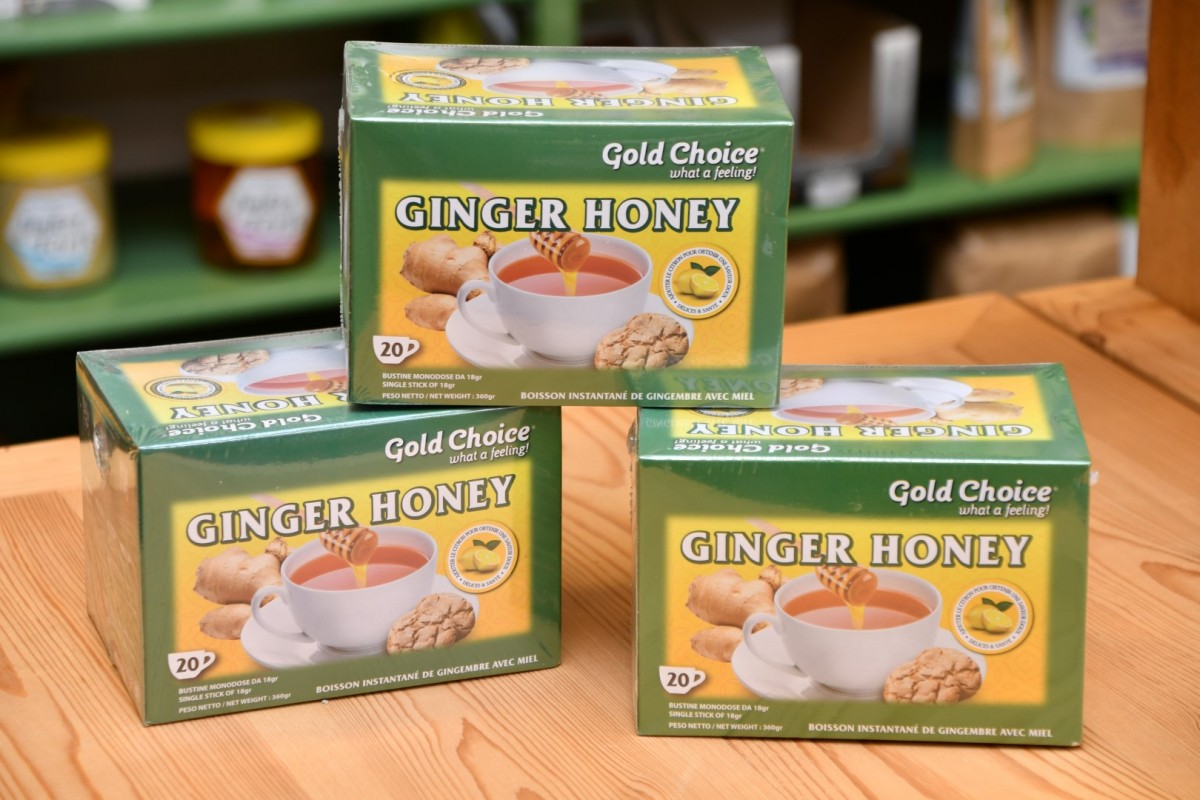 Ginger Honey Gold choice