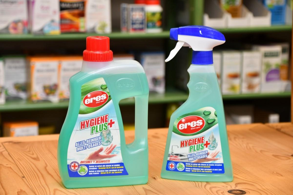 Desinfectie hygiëne plus