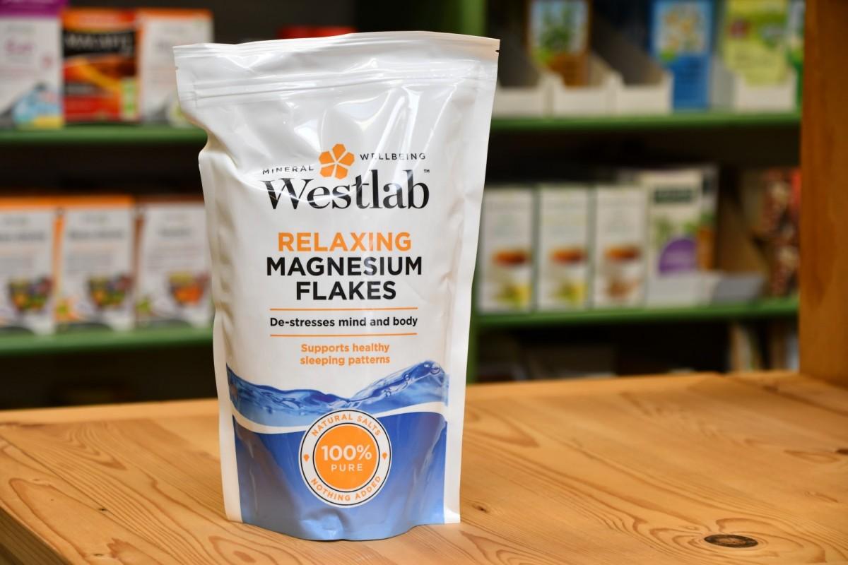 Magnesiumvlokken
