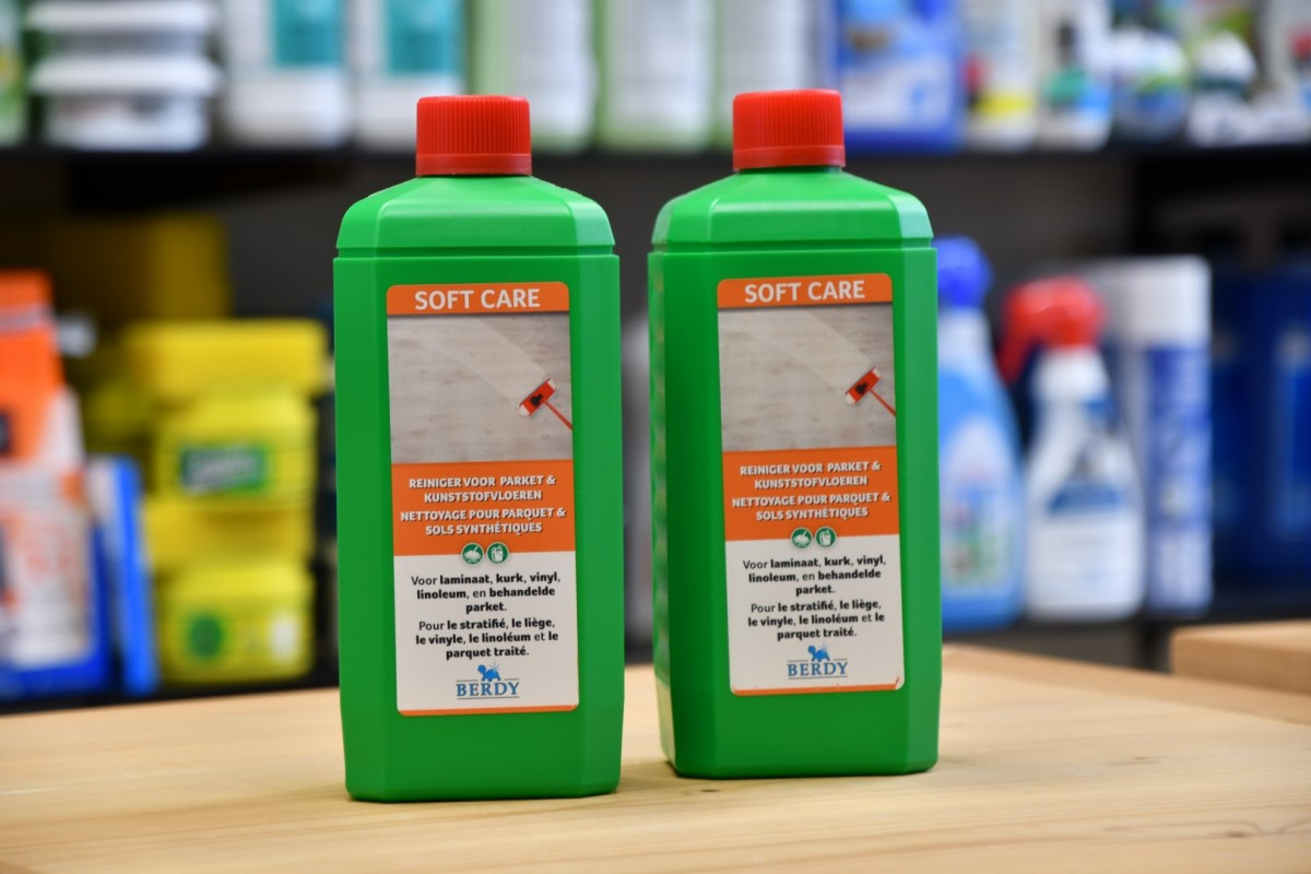 Berdy Soft clean