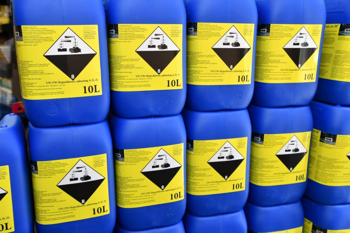 Natriumhypochloriet Javel