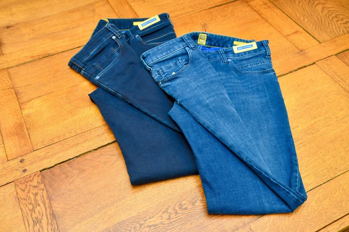 Jeans 5 pocket M5 by Meyer