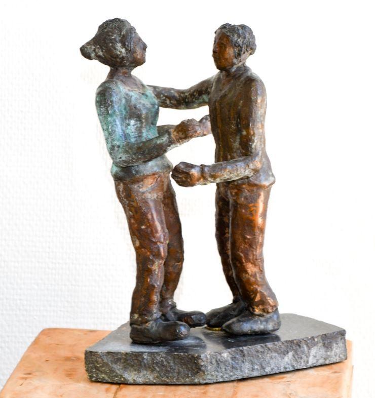 Bronzen beelden
