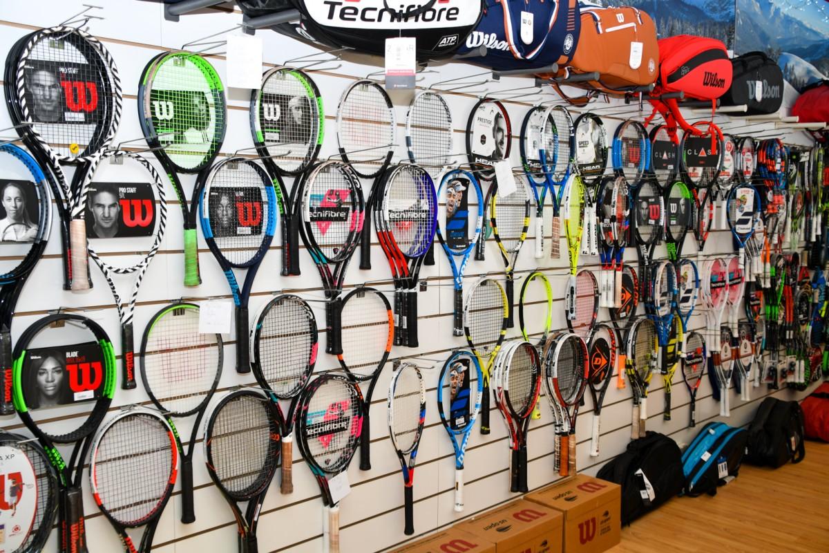 Tennisraketten