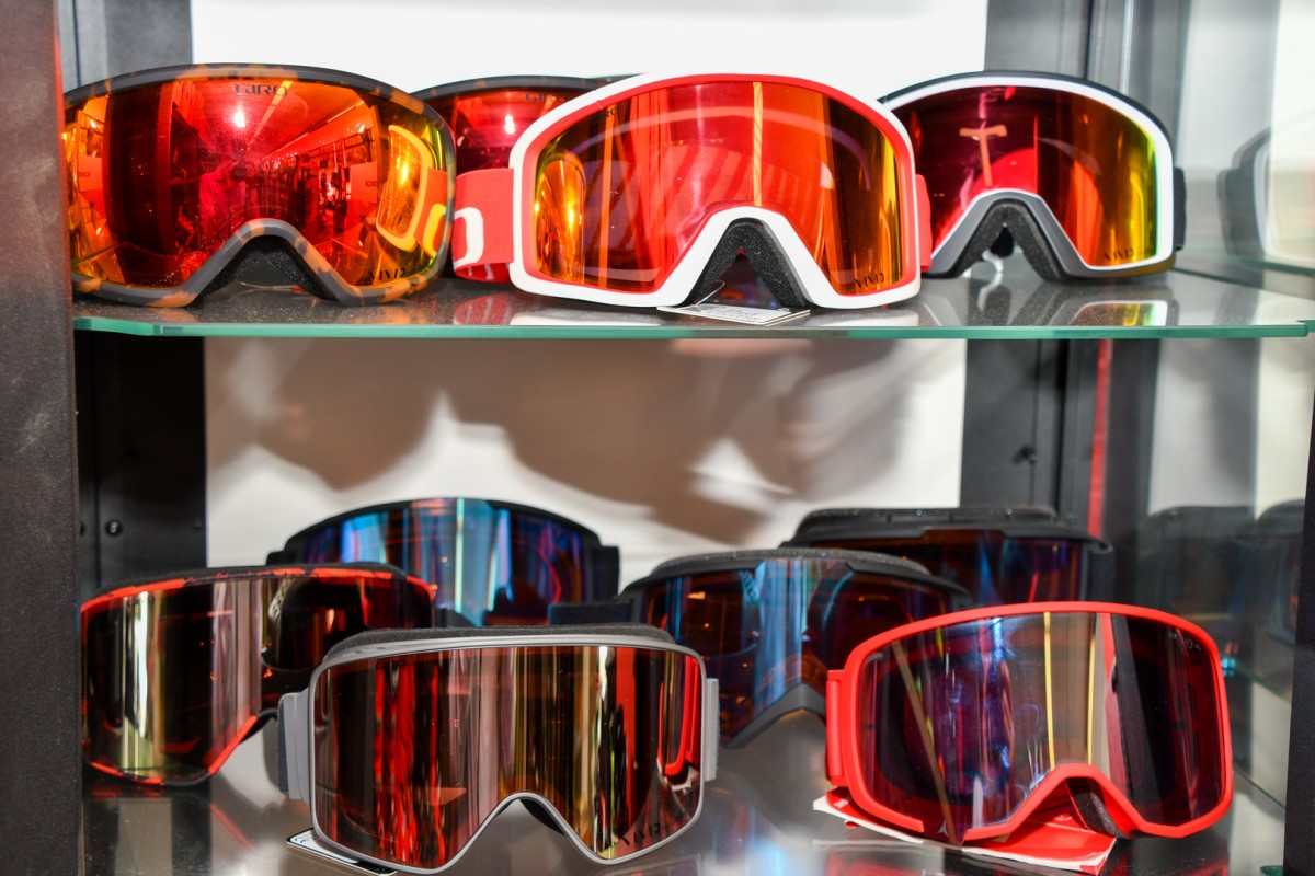 Ski-brillen