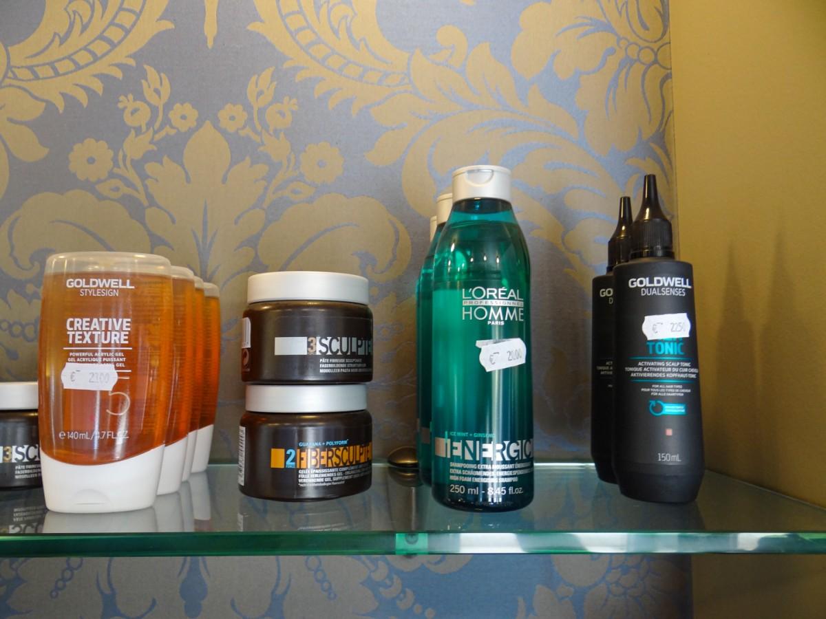 Haarverzorginsproducten