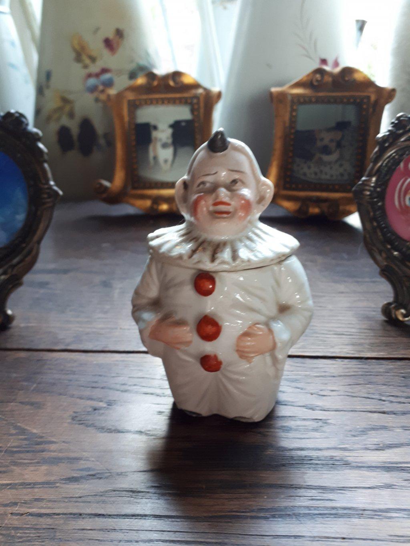 Mosterdpotje Pierrot