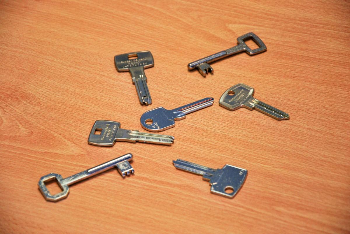 Bijmaken sleutels