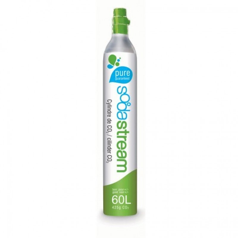 Sodastream gas