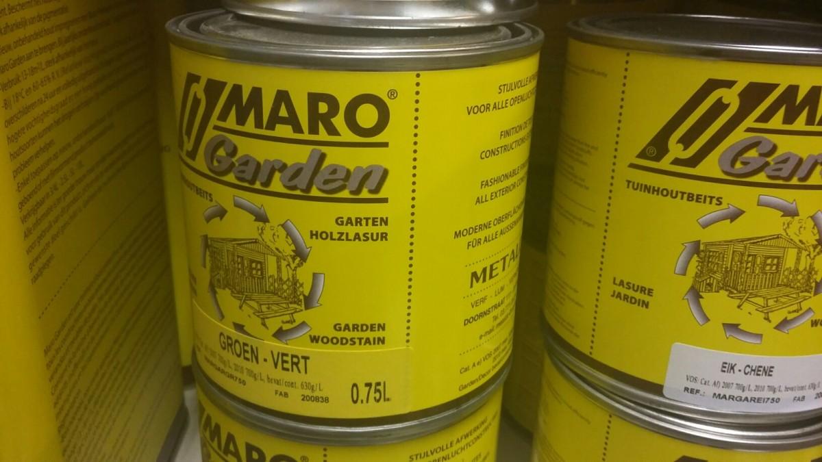 Maro  Garden  0.75L-2.5 L-5L