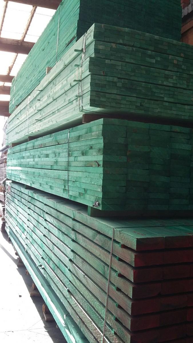 Gedrenkt hout