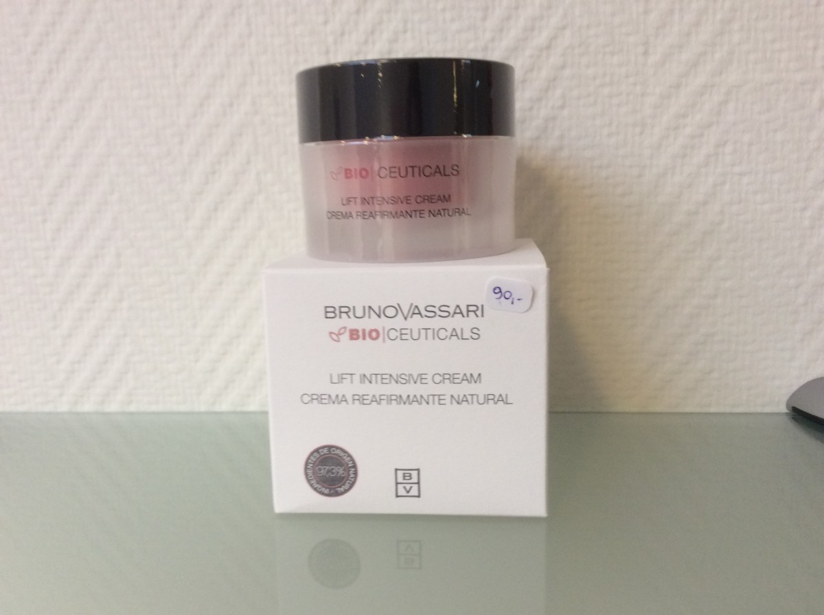 Bruno Vassari Lift Intensive cream