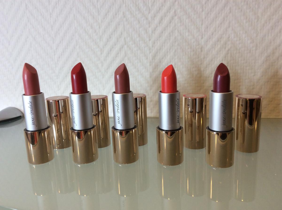 Jane Iredale Long Lasting Lipstick