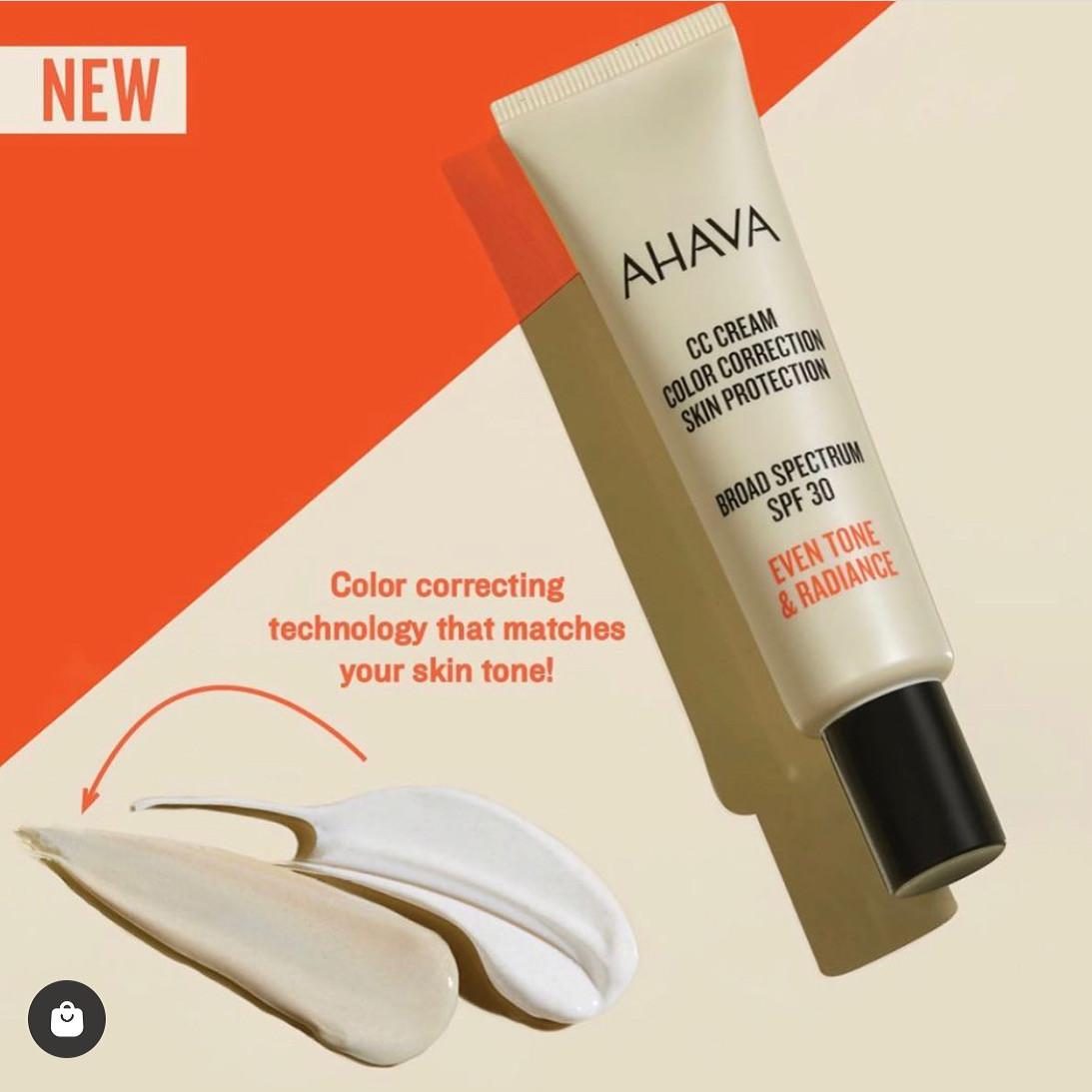 AHAVA CC Crème