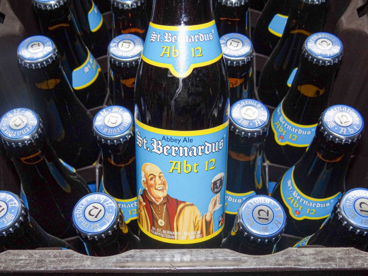 Sint Bernardus bier