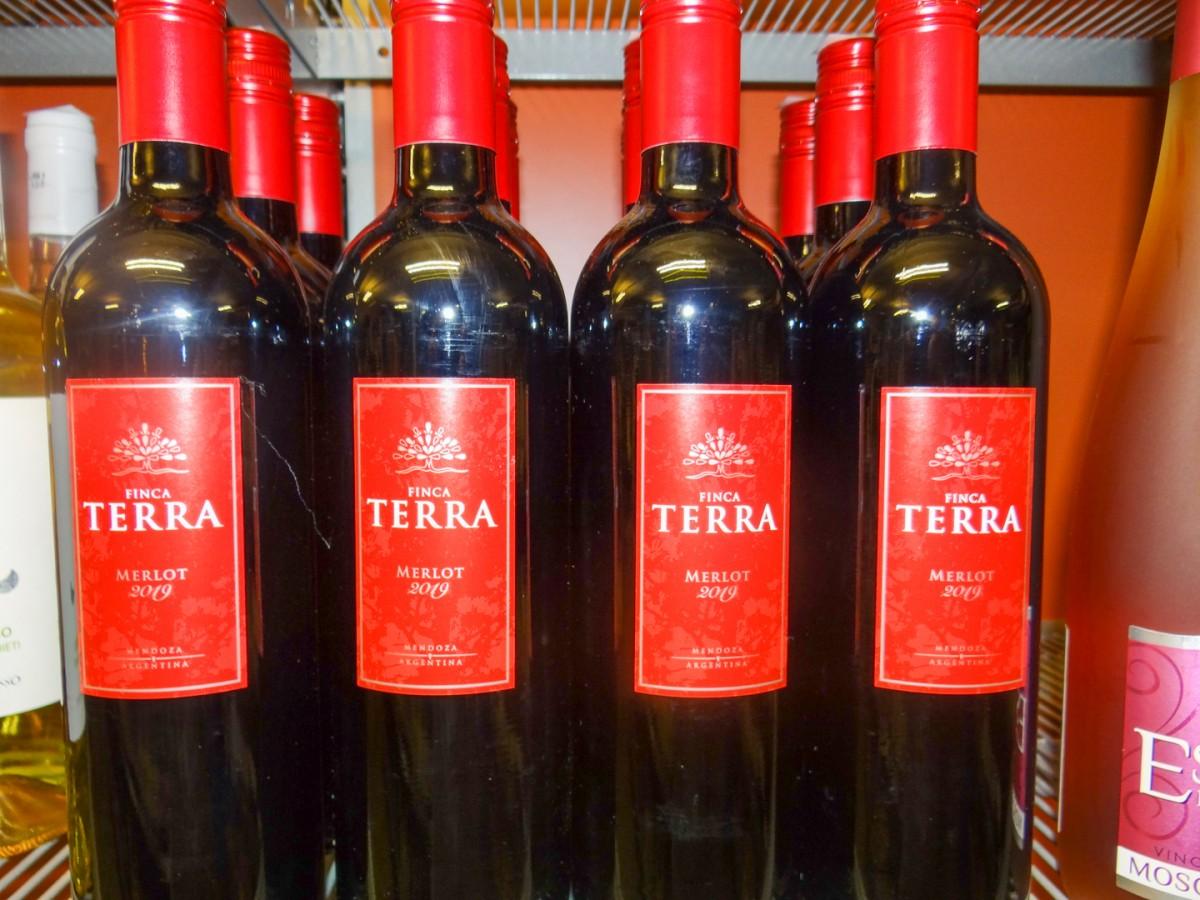 WijnFinca terra