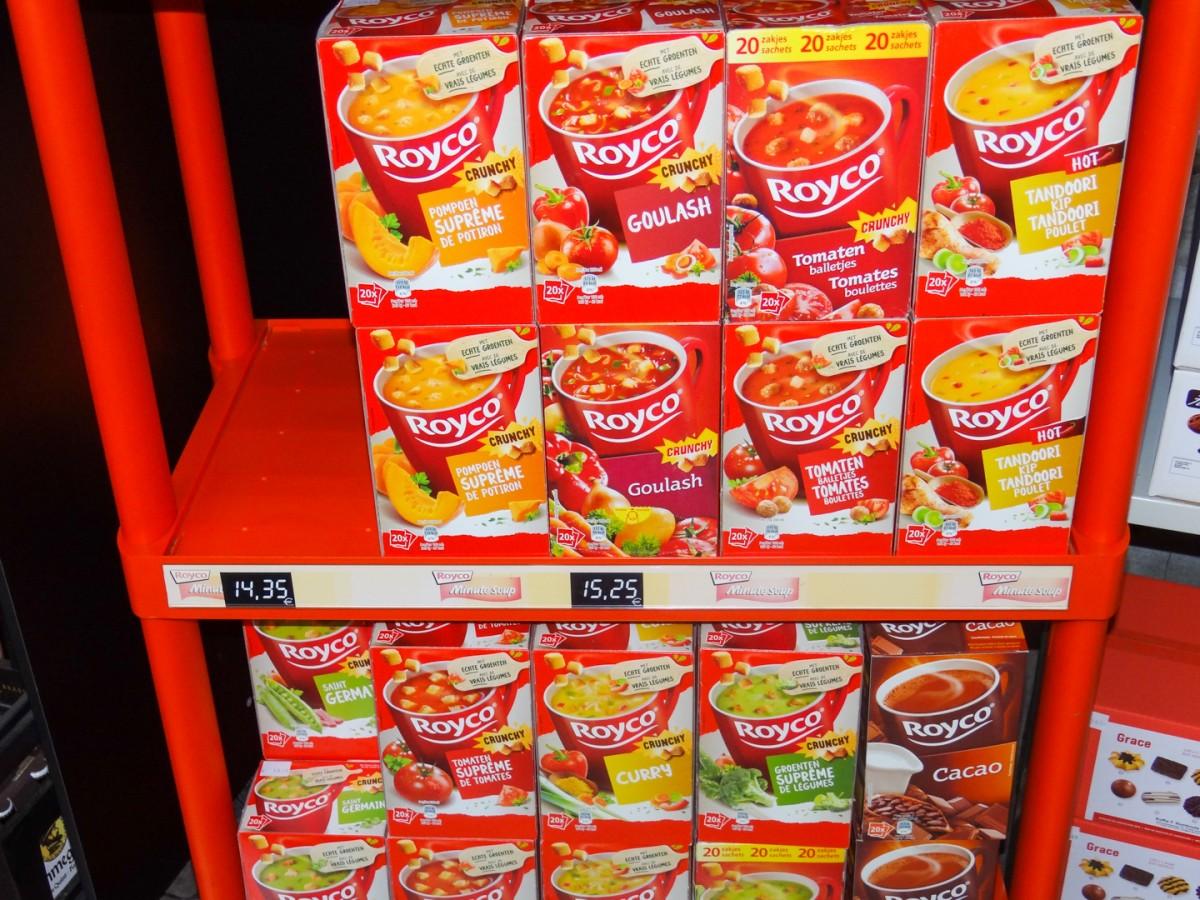 Royco soepen