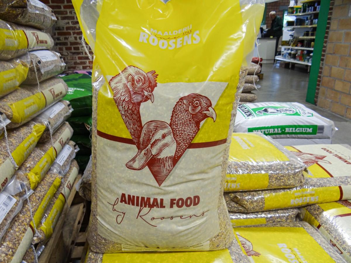 Roosens dierenvoeding