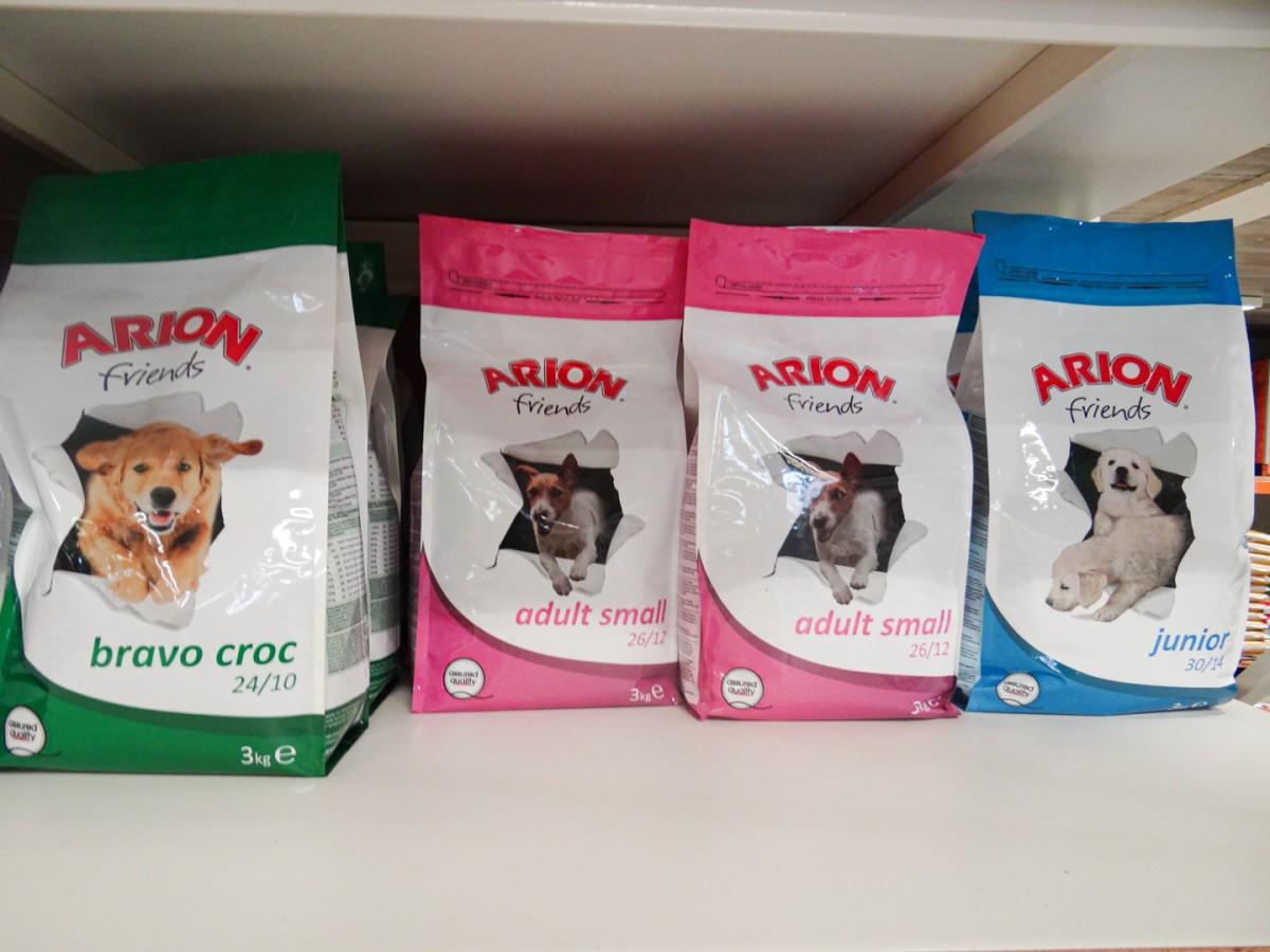 Arion hondenvoeding