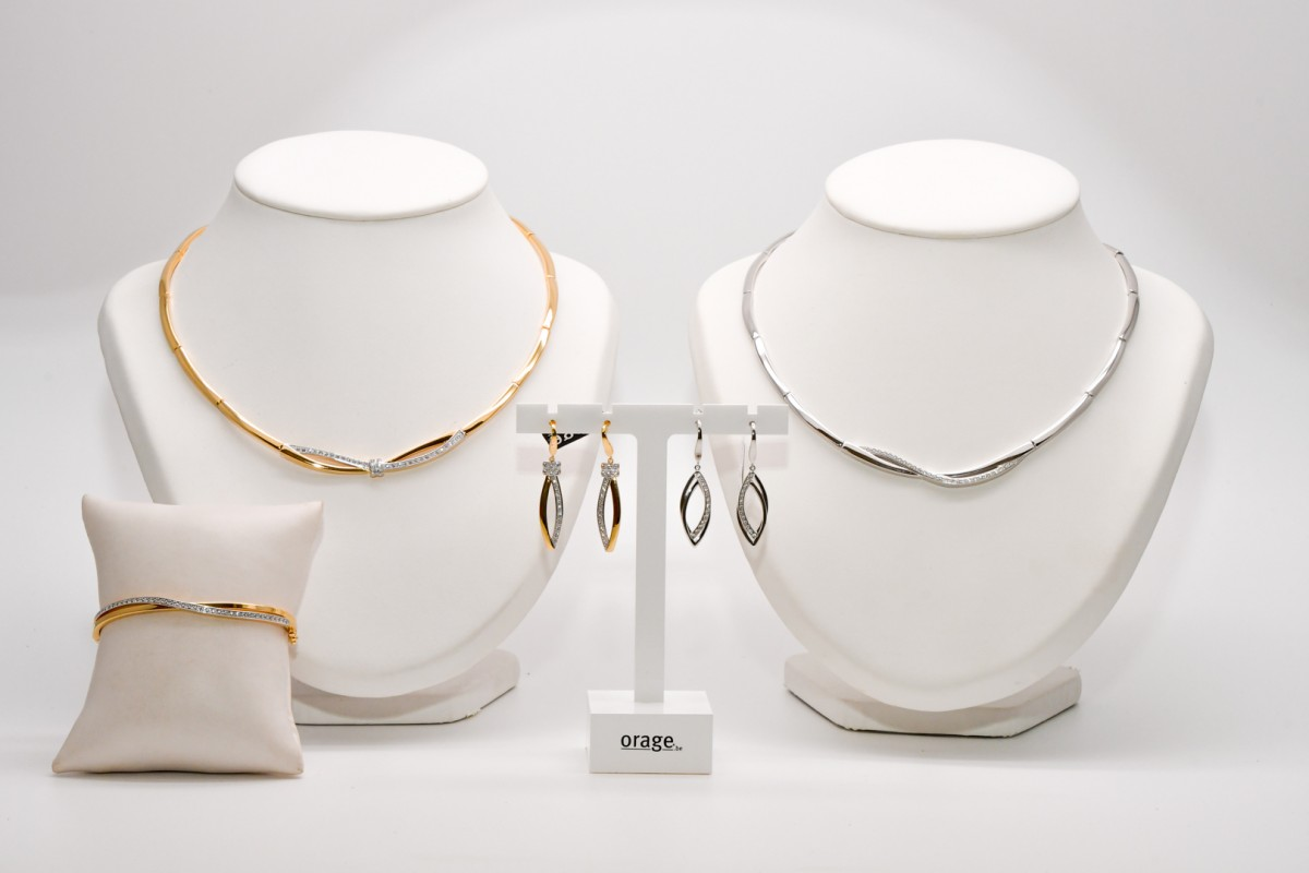 Juwelen van het merk Orage