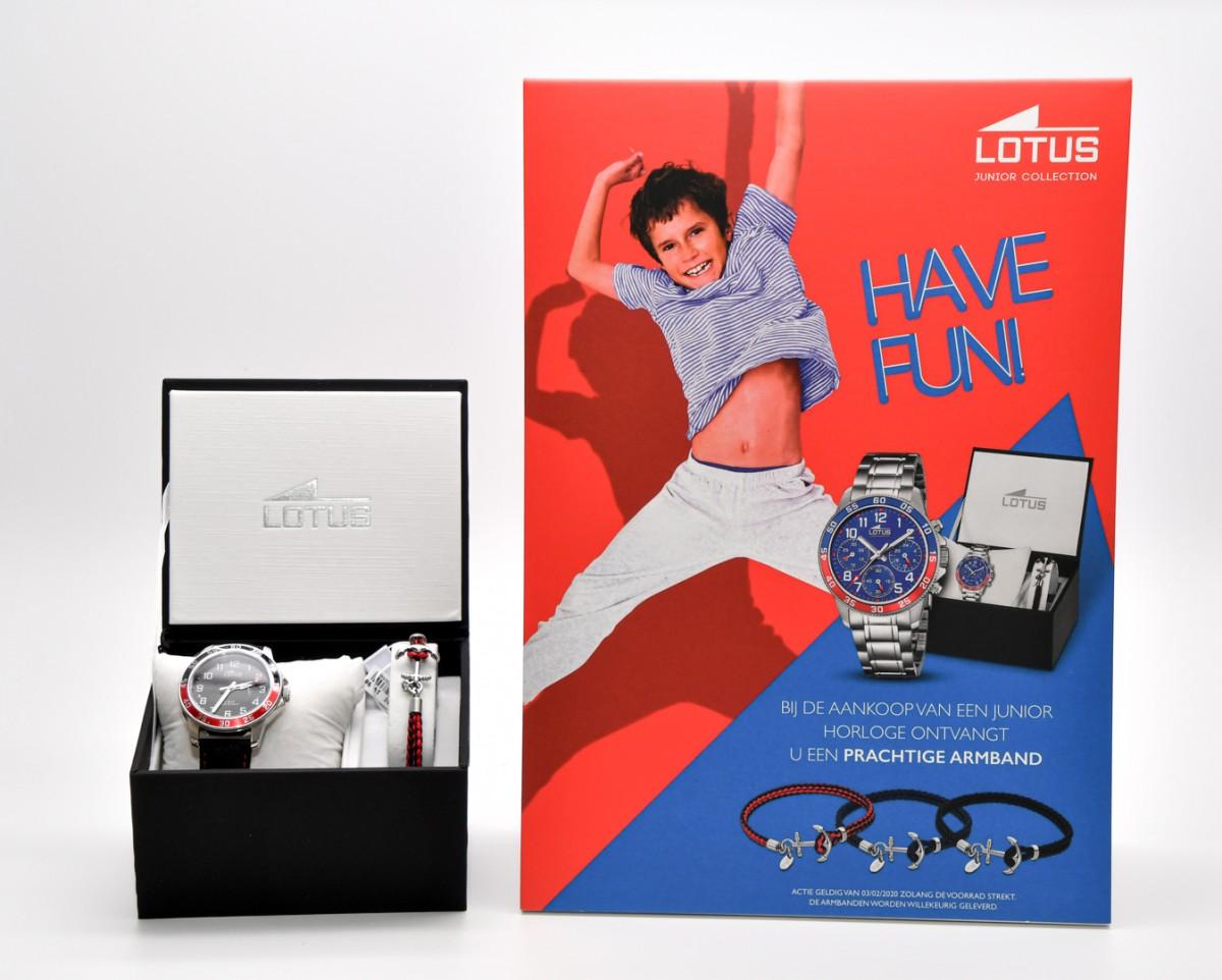 Junior horloges Lotus
