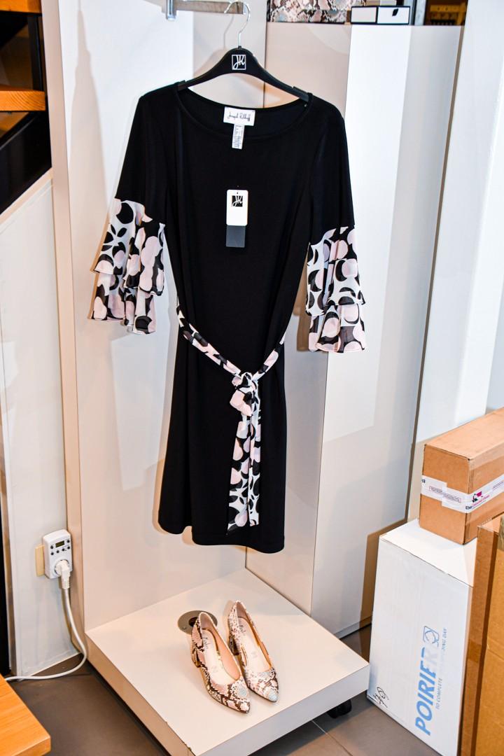 Zwarte jurk Joseph Ribkoff