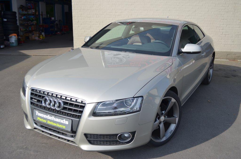 Audi A5 Quatttro 2.0TDi