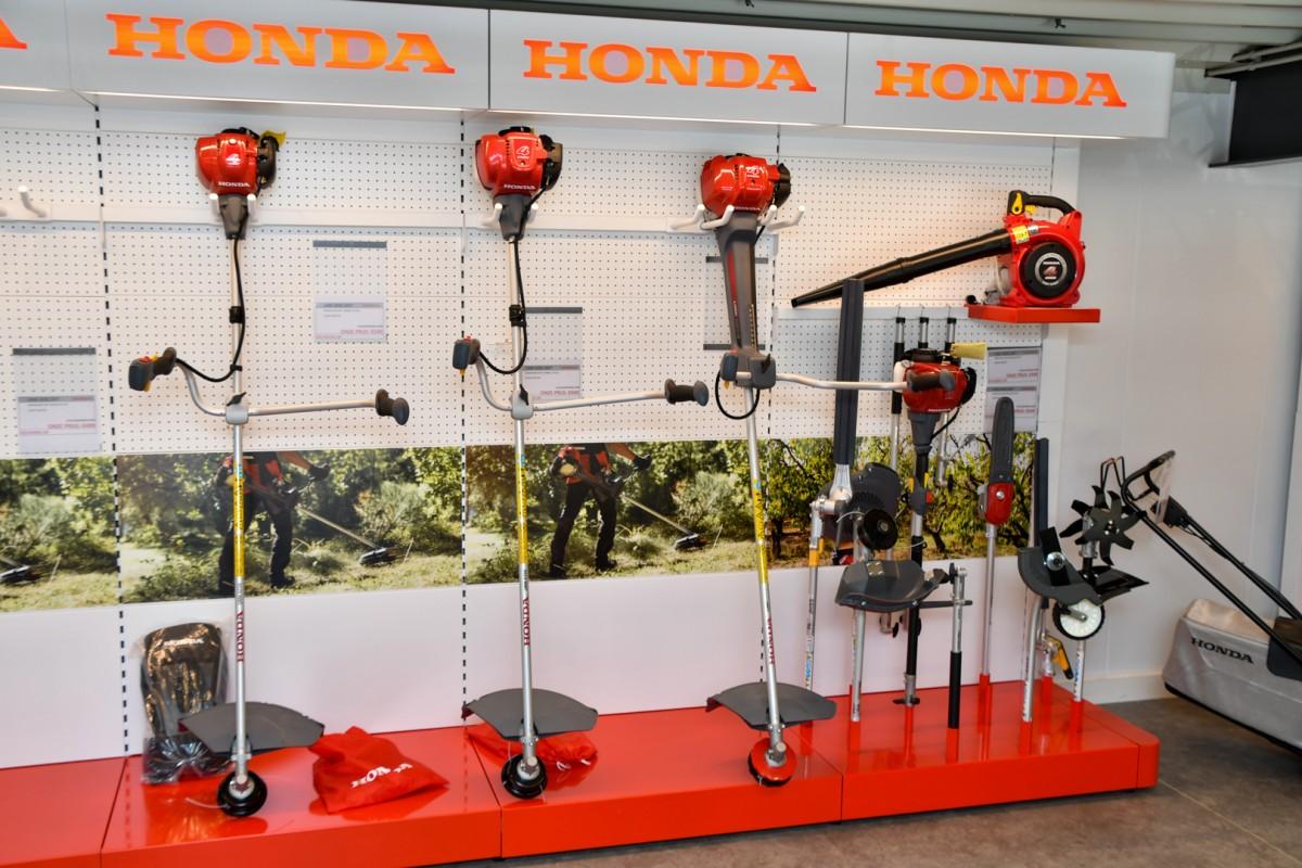 Tuinmachines Honda