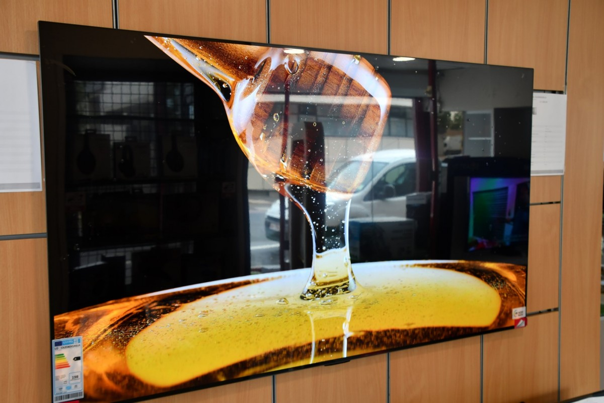 LG Oled TV OLED55GX6LA