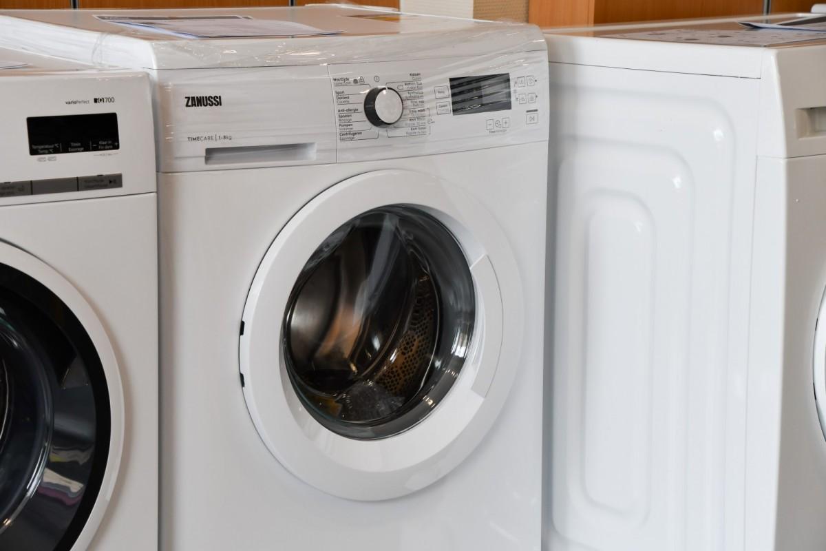 Wasmachines Zanussi