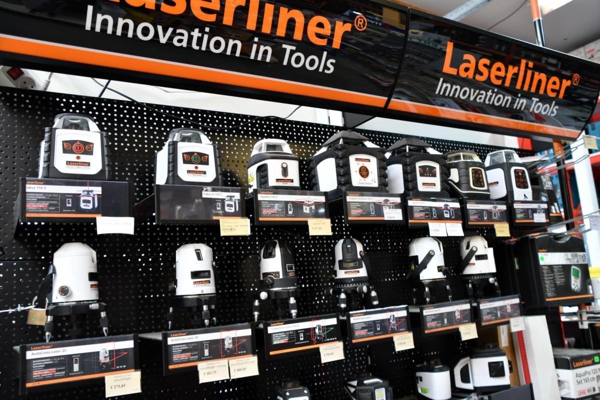 Laserliner gereedschap