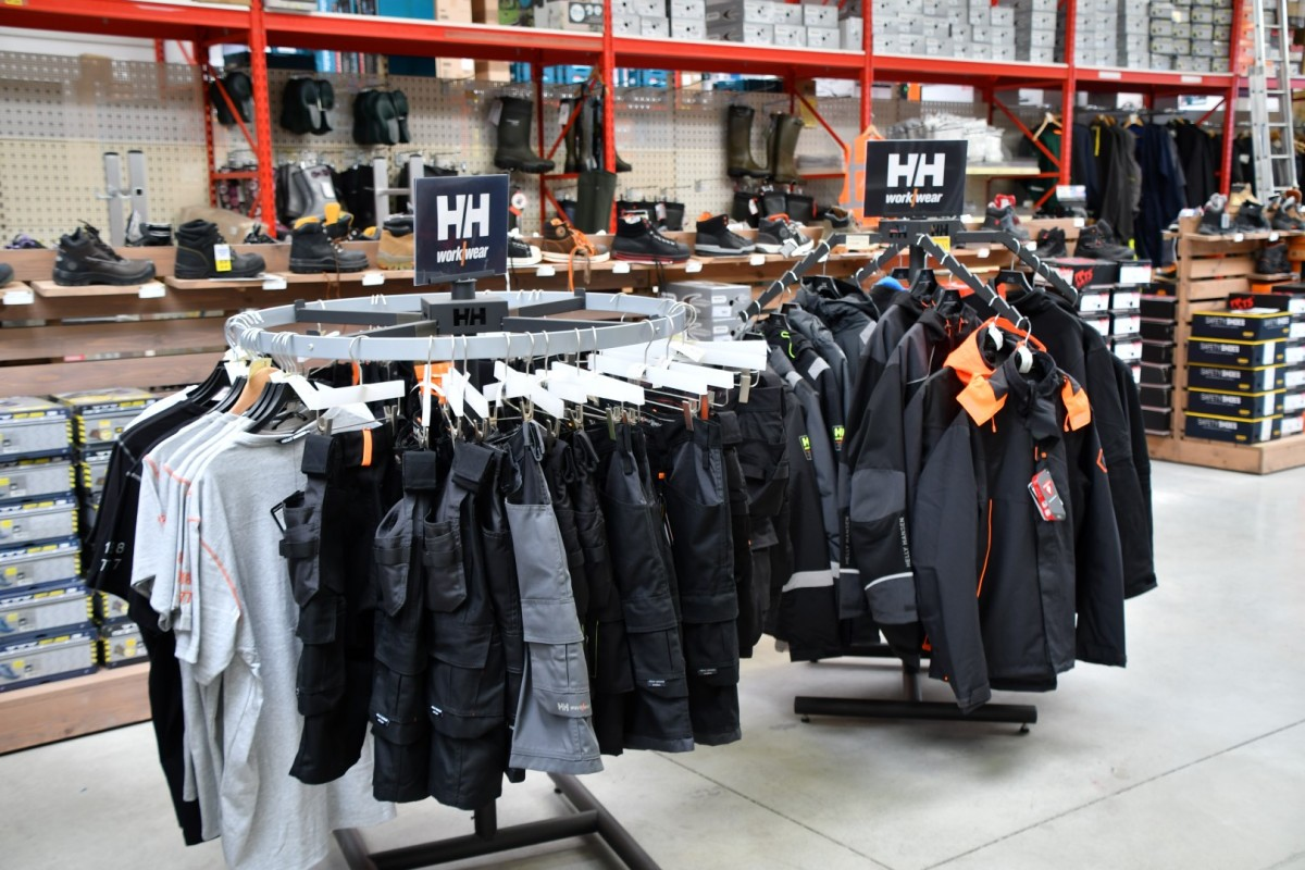 Werkkleding HH Workwear