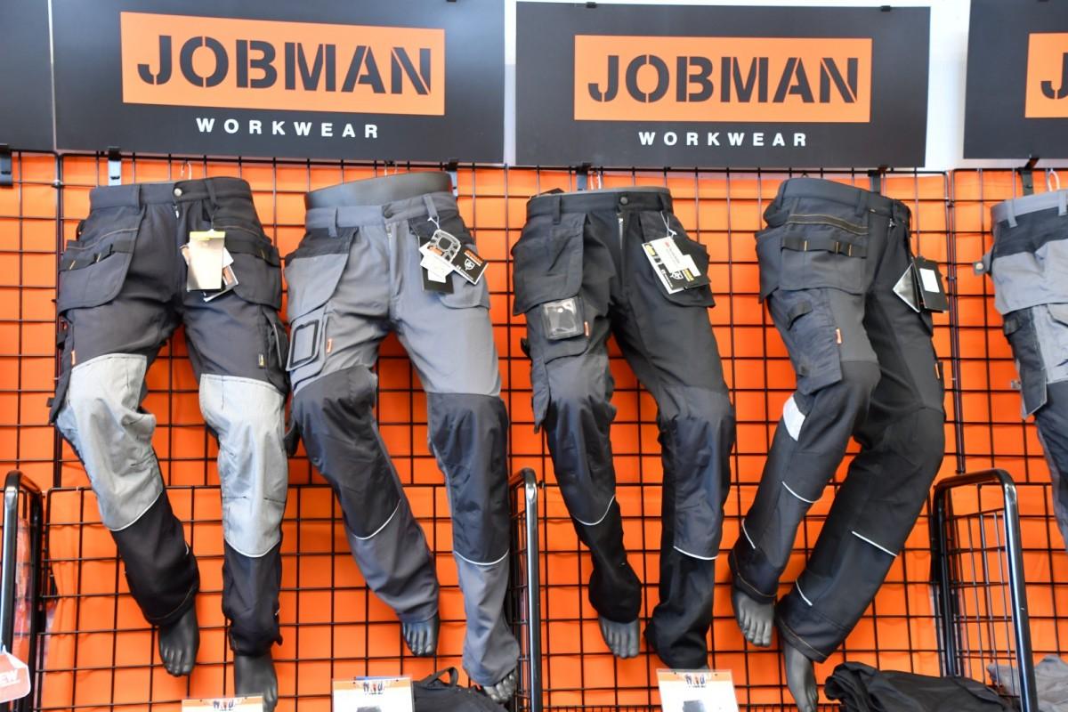 Jobman Werkkledij