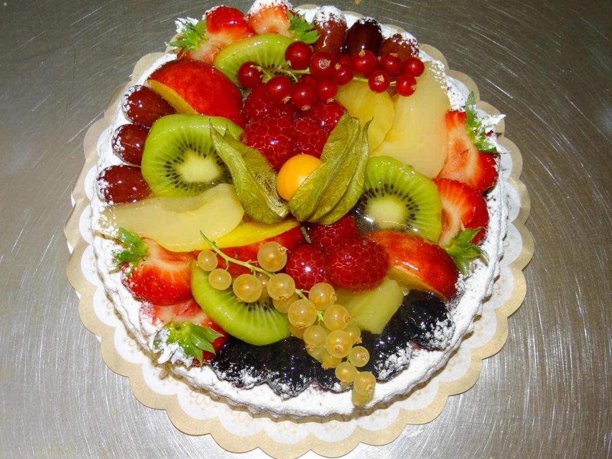 Fruittaarten