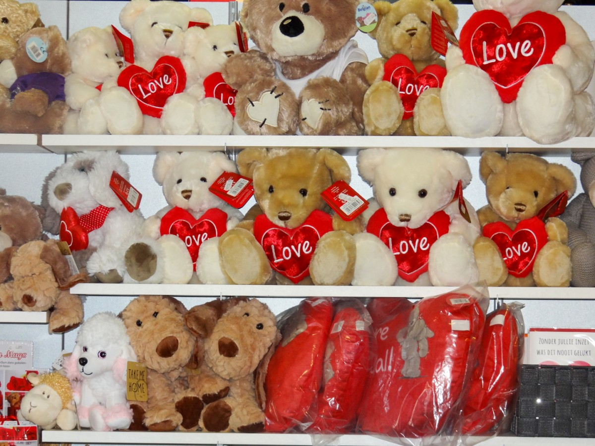 Love knuffels