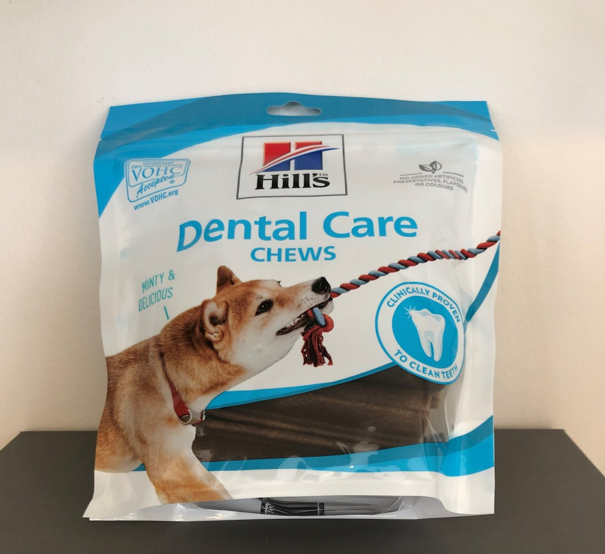 Hills Dental care chews