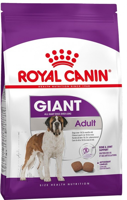 Royal canin Giant 15 kg