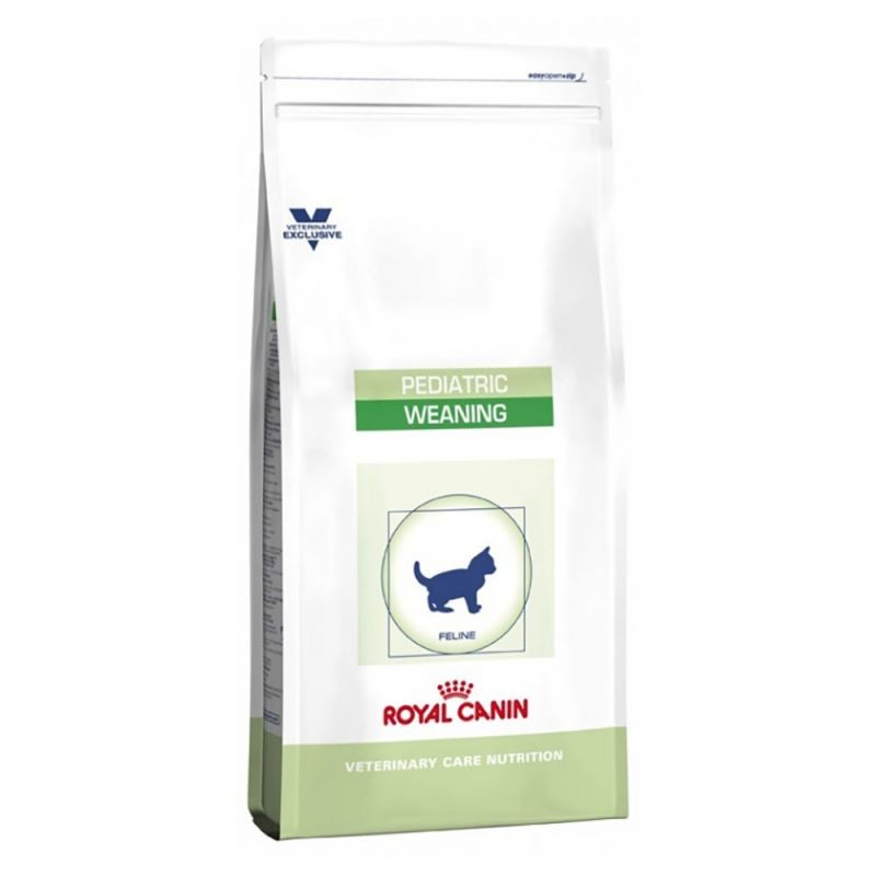 Royal canin pediatric weaning 2 kg